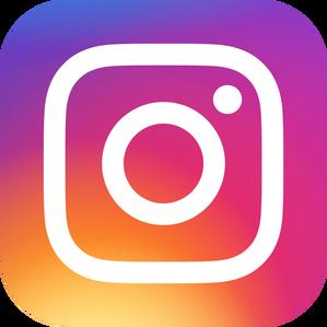 Multicolored Instagram camera logo